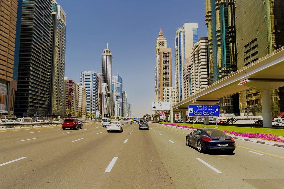 Аренда авто в Дубае от 1 259 руб, цены на прокат автомобилей в Дубае