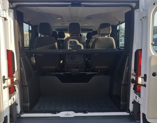 Fiat Ducato 9seats, Manual for rent in  Prague