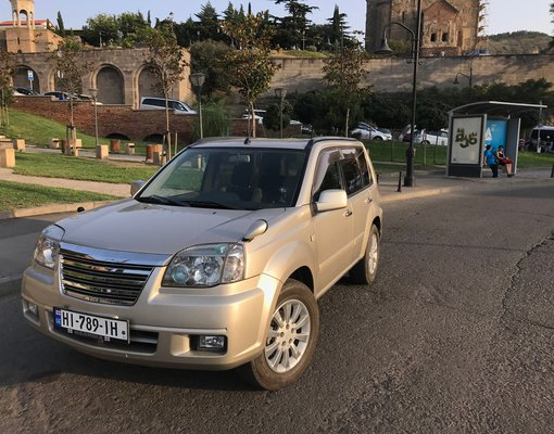 Nissan Xtrail, Automatic for rent in  Tbilisi