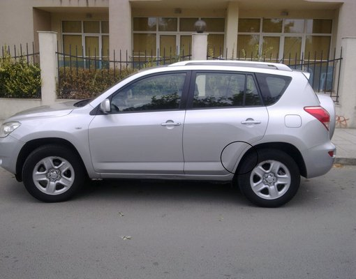 Toyota Rav, Automatic for rent in  Burgas