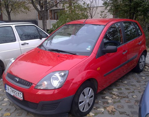 Ford Fiesta, Manual for rent in  Burgas