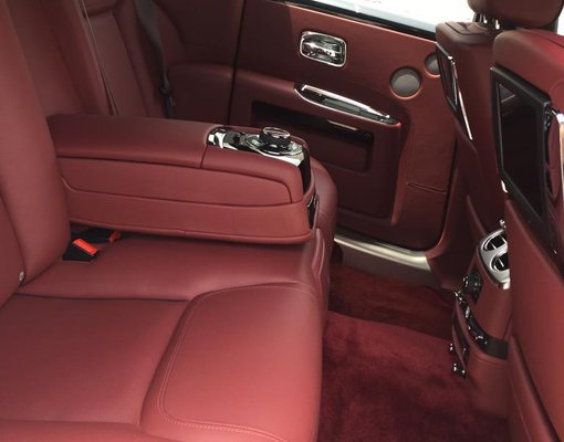 Cheap Rolls Royce Ghost 2, 6.6 litres for rent in  UAE