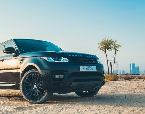 Land Rover Range Rover Sport, Automatic for rent in  Dubai