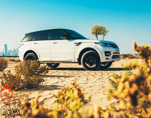 Land Rover Range Rover Sport, Petrol car hire in UAE