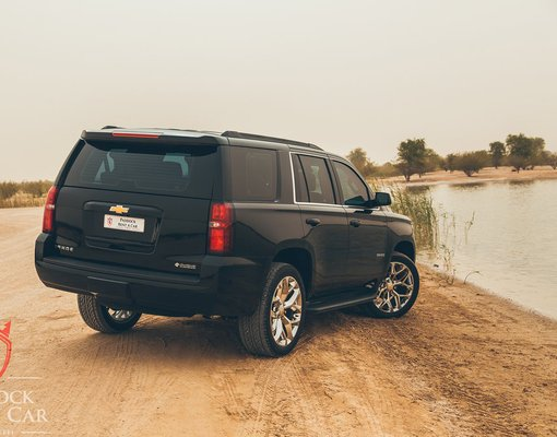 Chevrolet Tahoe, Automatic for rent in  Dubai