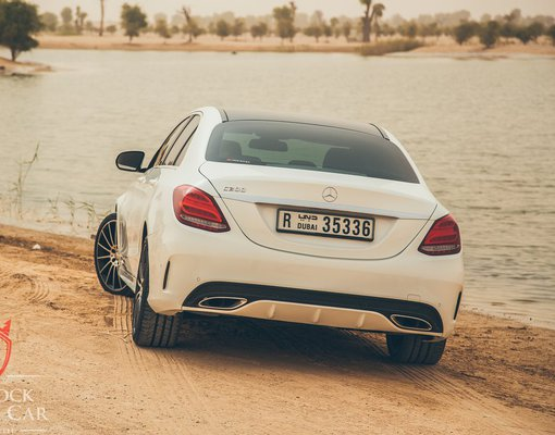 Rent a MERCEDES-BENZ C180 in Dubai UAE