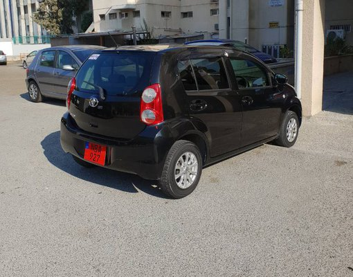 Toyota Passo, Automatic for rent in  Limassol