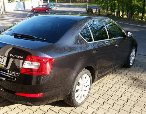 Škoda Octavia, Manual for rent in  Prague