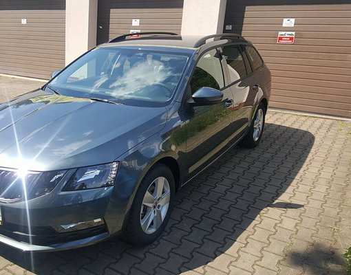 Škoda Octavia Combi, Diesel car hire in Czechia