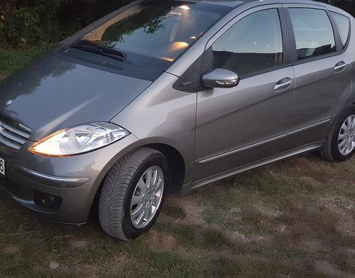 Rent a Mercedes A 180 CDI in Bar Montenegro