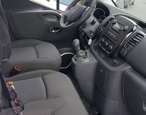 Rent a Opel Vivaro in Prague Czechia