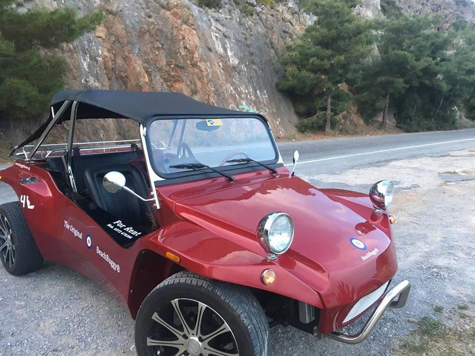 JOYNER BUGGY, 2017, Manual, Petrol, car 1016 in Agios