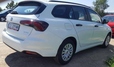 Fiat Tipo  SW, Manual for rent in  Sofia