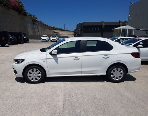 Peugeot 301 Automatic, Automatic for rent in Crete, Heraklion