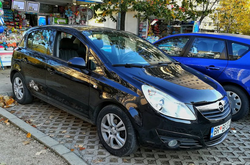 Rent a car in  Montenegro