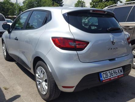 Renault Clio, Manual for rent in  Sofia