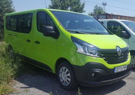 Cheap Renault Trafic, 1.6 litres for rent in  Bulgaria