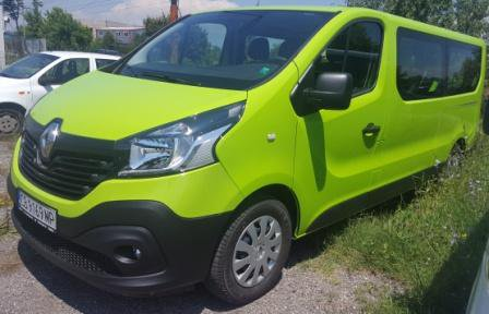 Renault Trafic, Manual for rent in  Sofia