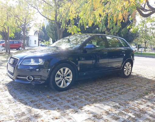 Audi A3, Automatic for rent in  Budva
