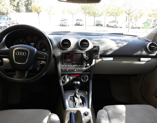 Audi A3, Diesel car hire in Montenegro