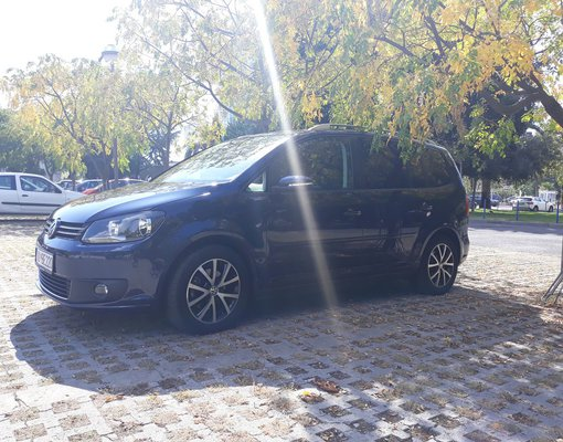 Volkswagen Touran, Automatic for rent in  Budva