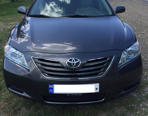 Toyota Camry, Automatic for rent in  Tbilisi
