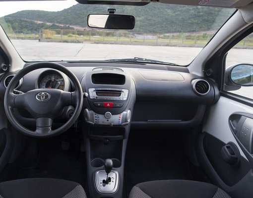Cheap Toyota Aygo, 1.0 litres for rent in  Montenegro