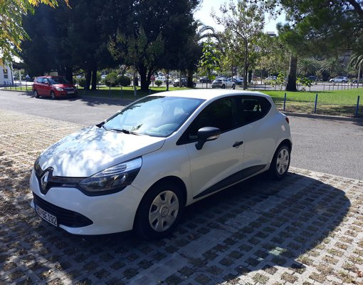 Renault Clio, Manual for rent in  Budva