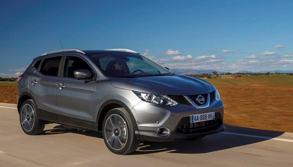 Car Rental Nissan Qashqai On Crete 1093 Manual Petrol 2015 Localcarhires Com
