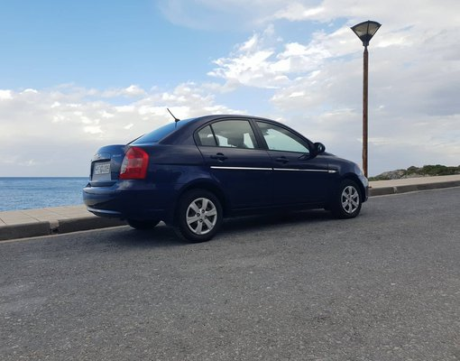 Rent a car in Crete, Greece