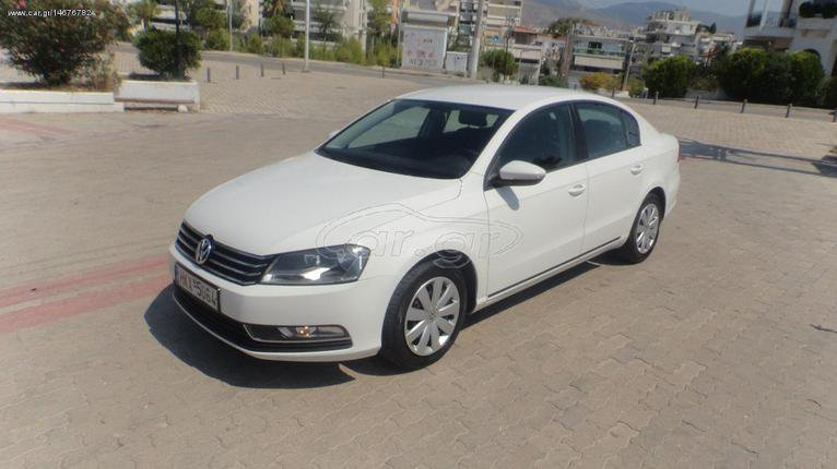 Rent a VW passat sedan automatic in Hersonissos Greece