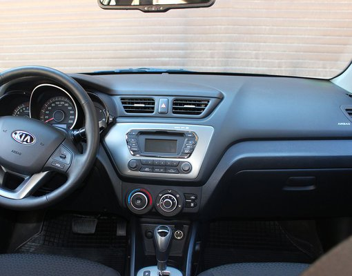 Rent a Kia Rio in Yerevan Armenia