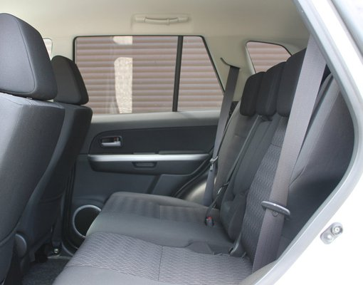 Cheap Suzuki Grand Vitara, 2.4 litres for rent in  Armenia