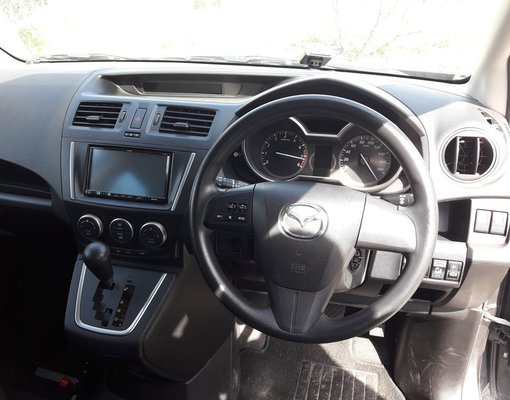 Mazda Premacy, Automatic for rent in  Paphos