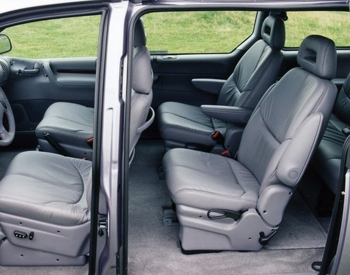 Chrysler Voyager, Automatic for rent in  Burgas