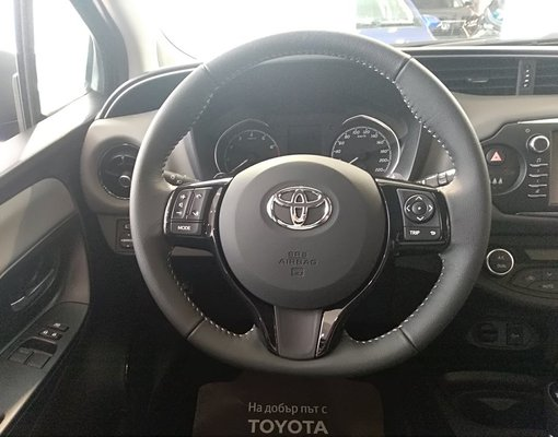 Toyota Yaris 2020, Automatic for rent in  Burgas