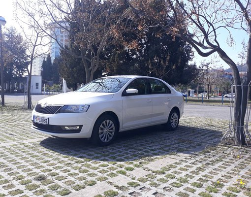 Skoda Rapid, Automatic for rent in  Budva