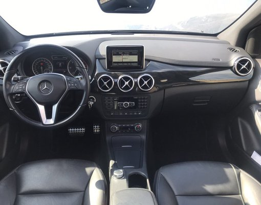 Mercedes B180, 2015 rental car in Montenegro