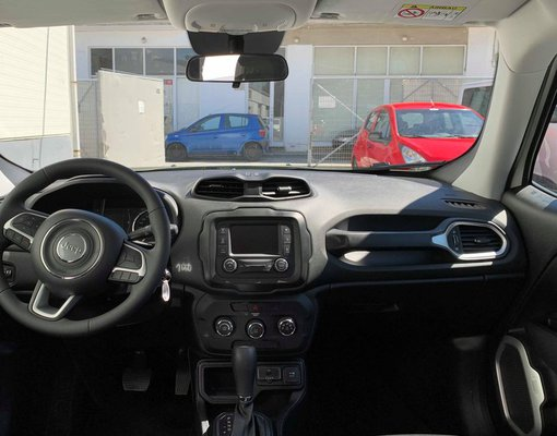 Cheap Jeep Renegade, 1.6 litres for rent in Crete, Greece