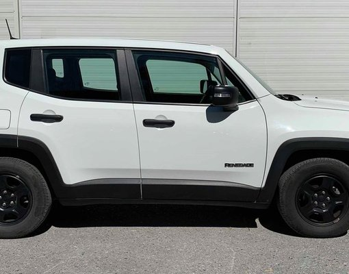 Jeep Renegade, Automatic for rent in Crete, Heraklion