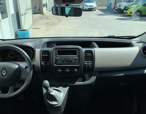 Rent a Comfort, Minivan Renault in Heraklion Greece