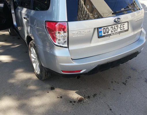 Cheap Subaru Forester, 2.5 litres for rent in  Georgia