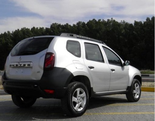 Renault Duster, Automatic for rent in  Tbilisi