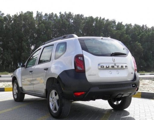 Rent a Renault Duster in Tbilisi Georgia