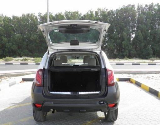 Cheap Renault Duster, 2.0 litres for rent in  Georgia