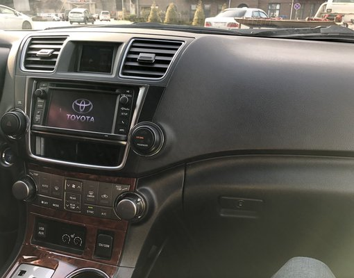 Rent a Comfort, SUV Toyota in Tbilisi Georgia