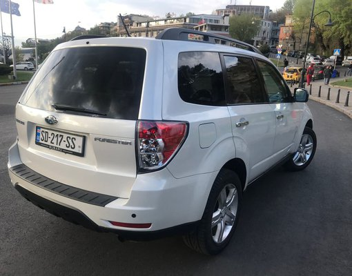 Subaru Forester, Automatic for rent in  Tbilisi