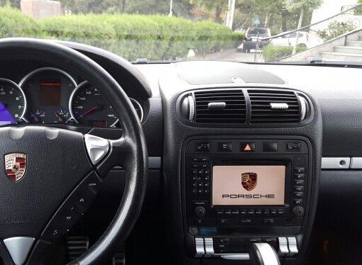 Porsche Cayenne, Automatic for rent in  Tbilisi