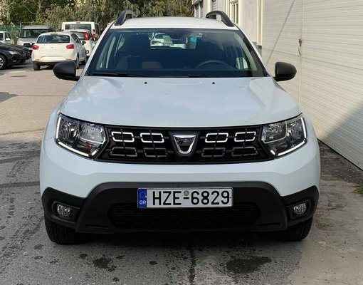 Rent a Dacia Duster in Heraklion Greece
