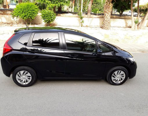 Rent a Honda Fit in Limassol Cyprus